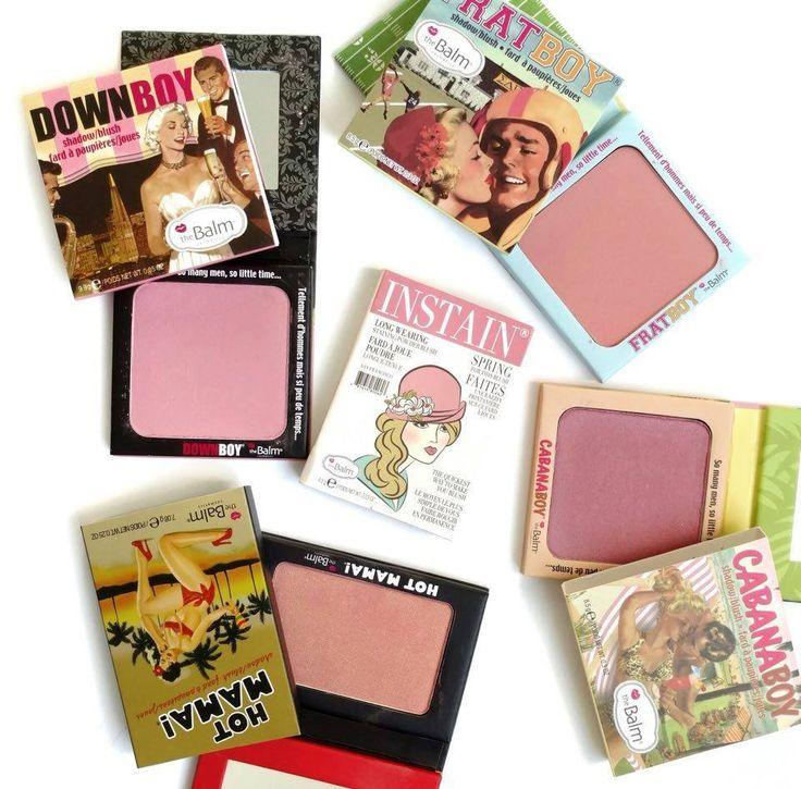 Οι επιλογές είναι πολλές και ιδιαίτερες!❤☀️😍👍  Shop here➡️ https://goo.gl/6ipRsM ✔️  #beautytestbox #beautytestboxeshop #theBalm #blush #powder #highlighter #beauty #makeup #cosmetics #greekeshop #bloggers #shippingtoCyprus #instapic #dailypics #instabeauty #instacare