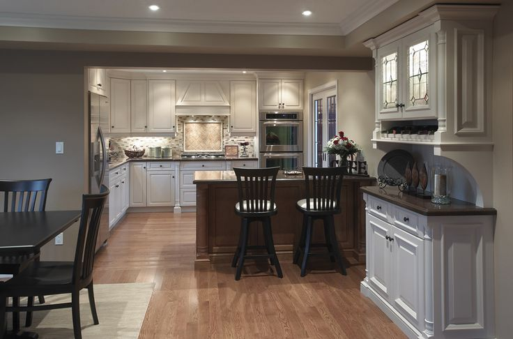 Kitchen designs photo gallery kitchen renovation ideas photo gallery pioneer craftsmen i - Open concept kitchen design ...