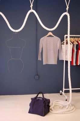 Habitually Chic®: Chic in NY: Chance Pop Up Shop