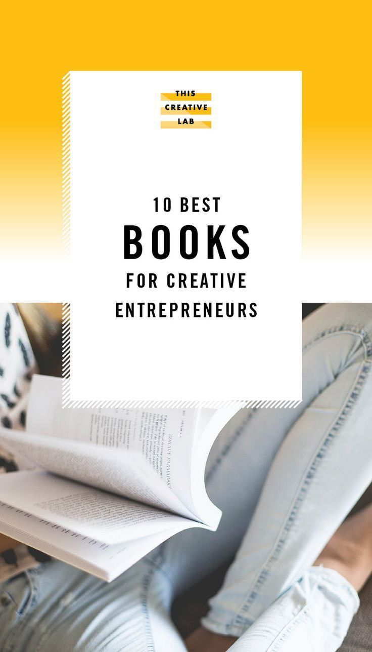 Best Books for Creative Entrepreneurs – 10 Business Books I personally recommend
