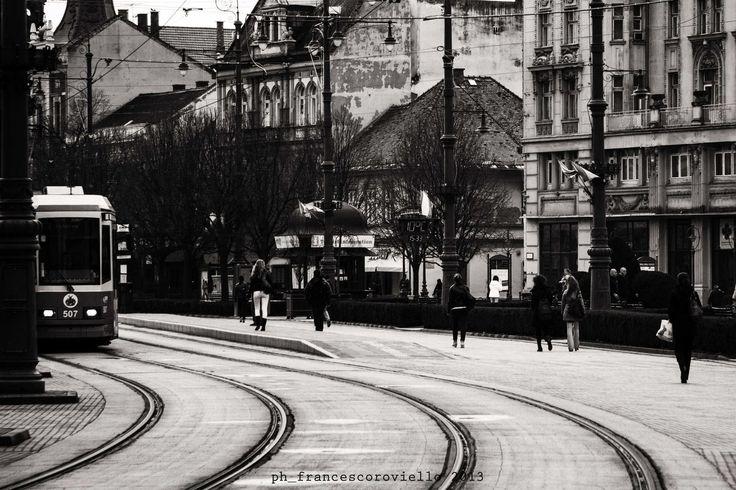 Piazza d'oro, Debrecen.  ph_francescoroviello