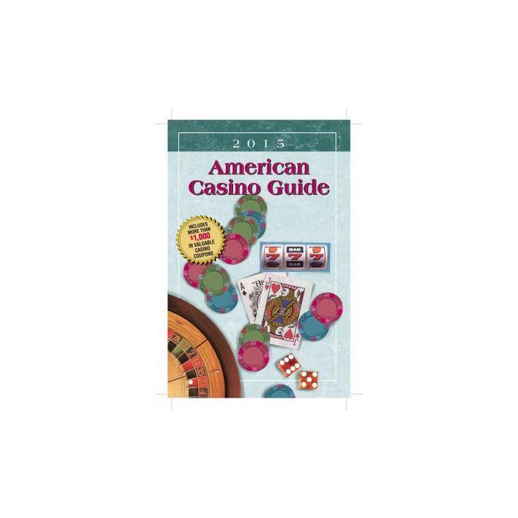 American Casino Guide 2015 (Paperback) (Steve Bourie)