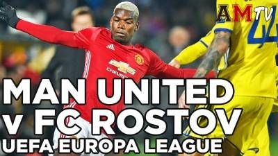 Manchester United v FC Rostov | UEFA Europa League | 16 March 2017 -  Click link to view & comment:  http://www.naijavideonet.com/video/manchester-united-v-fc-rostov-uefa-europa-league-16-march-2017/