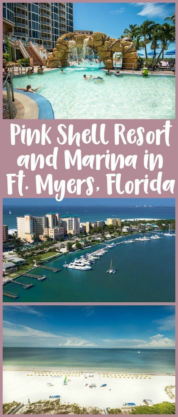AD The Pink Shell Resort and Marina in Fort Myers Beach is a great family beach resort, and they also offer an annual membership that includes access to their world-class amenities.