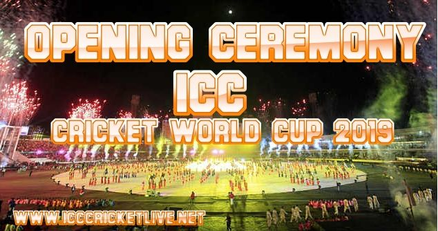 Cricket Wc 2019 Opening Ceremony Live Stream With Images Live Cricket Online Cricket World Cup Cricket