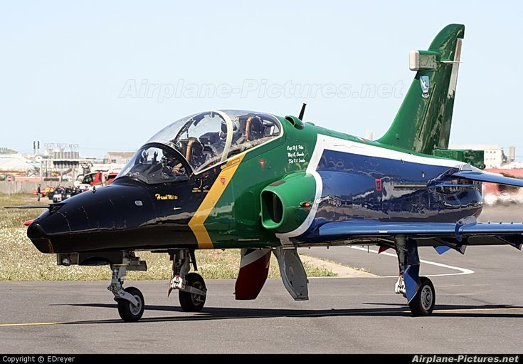 South Africa - Air Force 272 aircraft at Ysterplaat - Cape Town