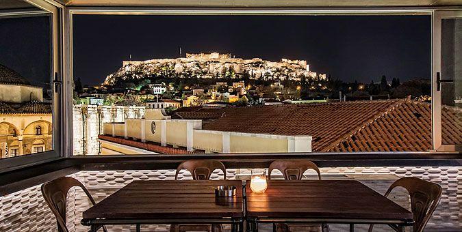 Έξοδος | Τα καλύτερα μέρη για καφέ στην ηλιόλουστη Αθήνα