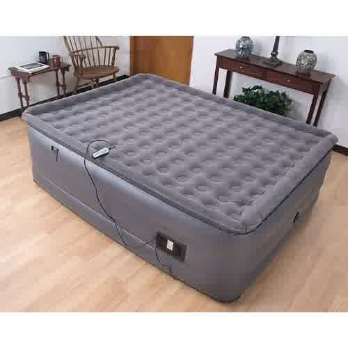painting of inflatable mattress reviews - Inflatable Bed With Frame