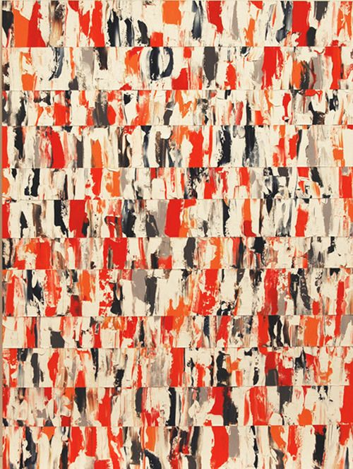 Robert Greene    Jean-Claude, 2011    oil on paper mounted on aluminum, 60 x 45 inches