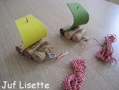 Juf Lisette - klik Juf Lisette, dan lesidee