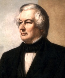 Millard Fillmore 13th US President In office: July 9, 1850 – March 4, 1853