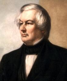 Millard Fillmore 13th US President In office: July 9, 1850 – March 4, 1853