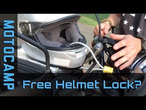A new post about Helmets has been posted at http://motorcycles.classiccruiser.com/helmets/free-motorcycle-helmet-locks/
