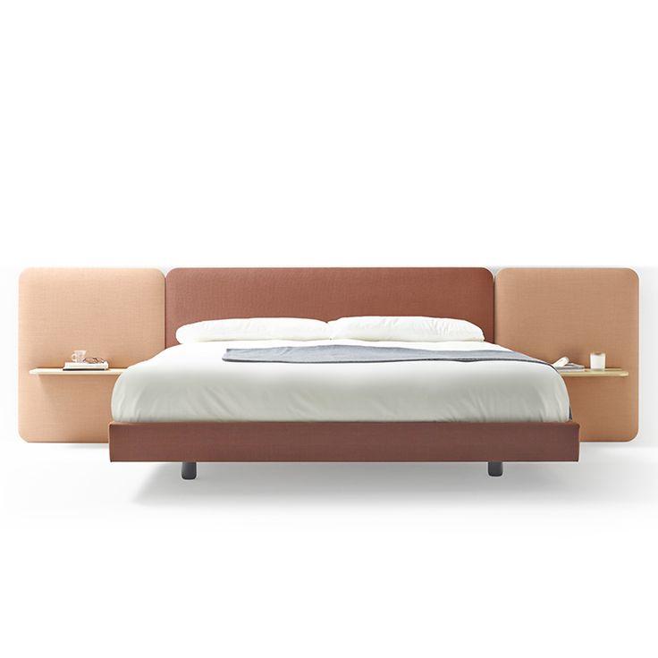 Camas Lota Bed Dormitorio Ibon Arrizabalaga