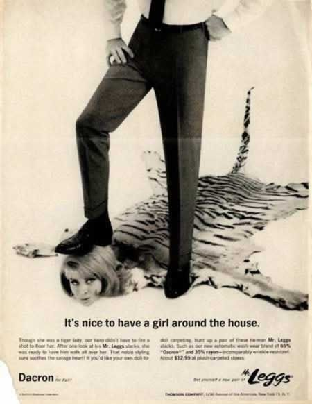 WARNING: YOU WON'T BELIEVE THESE HYSTERICAL VINTAGE ADS!