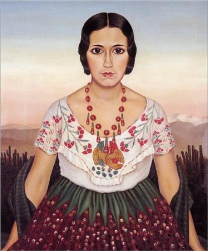 Mexican Girl  - Christian Schad.1930