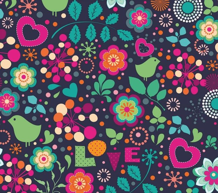 Love & Flowers - Samsung Galaxy S3 I9300