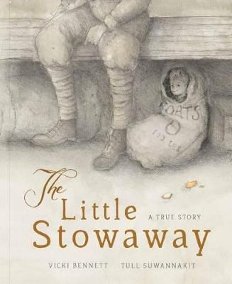 The Little Stowaway - Vicki Bennett