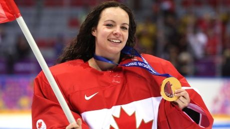 Shannon Szabados joins Canadian women's hockey team for U.S. series