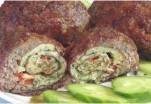 Мясные зразы в духовке — отличная идея для обеда или ужина: ваши домашние оценят это блюдо по достоинству