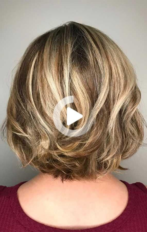 47+ Short to medium hairstyles ideas in 2021