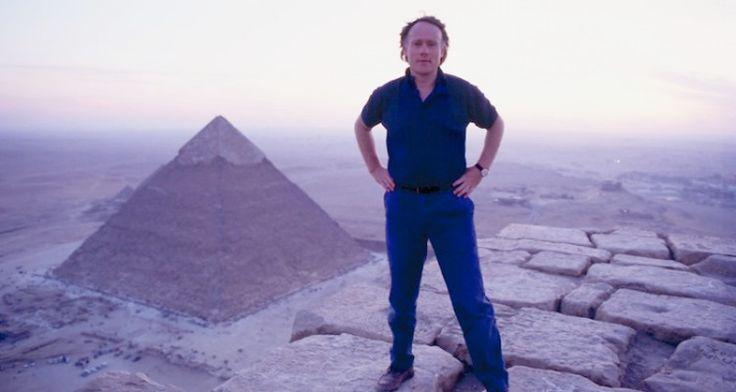 Graham Hancock on Ancient Aliens, Atlantis & Ayahuasca 2