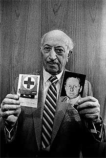 RandomPottins: Mossad and MI6 hired Nazi Walter Rauff