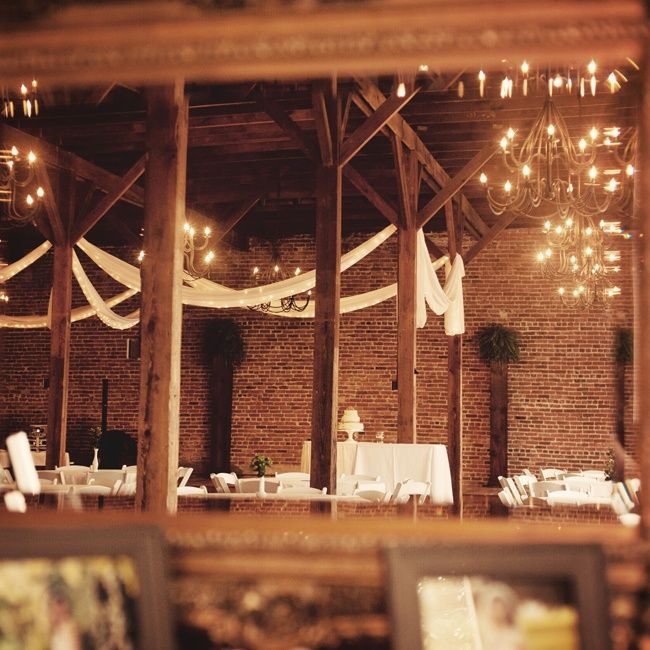 Simple Indoor Ceremony Decorations