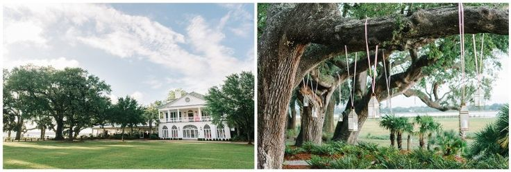 Alexandra & Brad's southern wedding at Lowndes Grove Plantation | Charleston, SC | Real Wedding featured on Carolina Bride |  Photo by Aaron and Jillian Photography