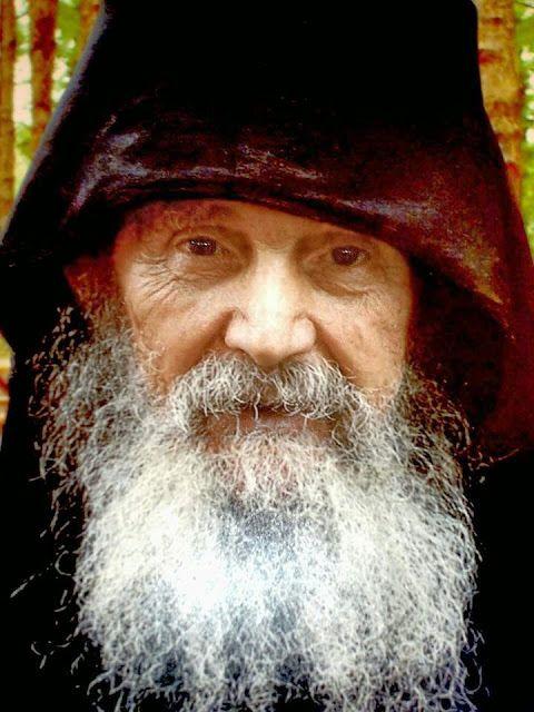 Elder Ephraim Arizona -  Γέροντας Εφραίμ της Αριζόνας: Αγωνισθῆτε νά ἀποκτήσετε