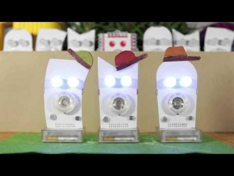 All New Little Robot Friends by Aesthetec Studio — Kickstarter