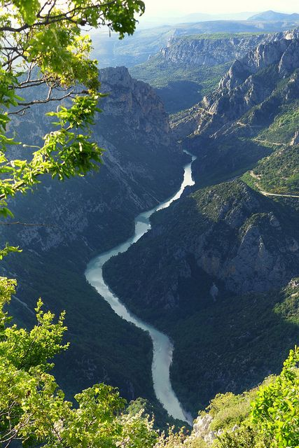 Gorges du Verdon, Alpes de Haute Provence - France.