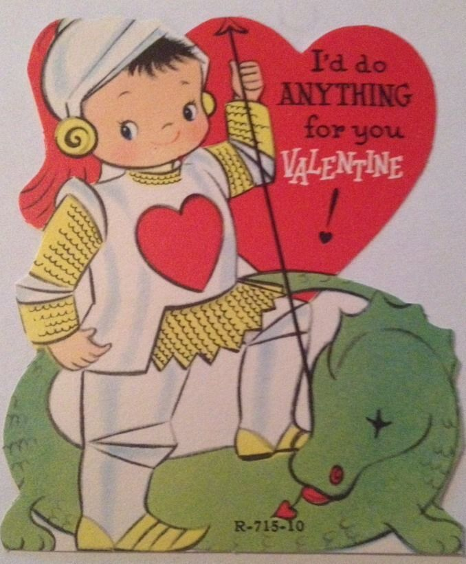 130 best images about Vintage valentine Cards Nursery Rhymes – Dragon Valentine Cards
