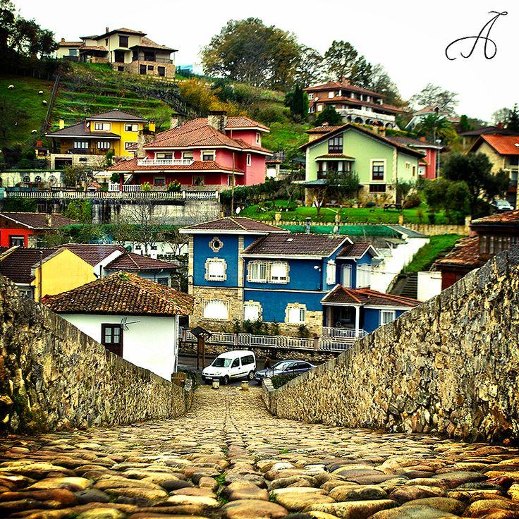 Cangas de Onís in #Asturias #Spain 29. 11. 2014 https://instagram.com/p/0LafZFsnld/