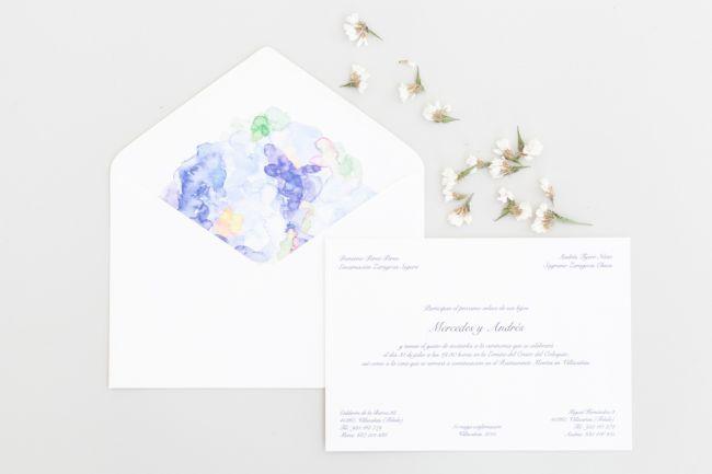 Invitaciones de boda 2017. ¡Las mejores tendencias para tu gran día! Image: 32