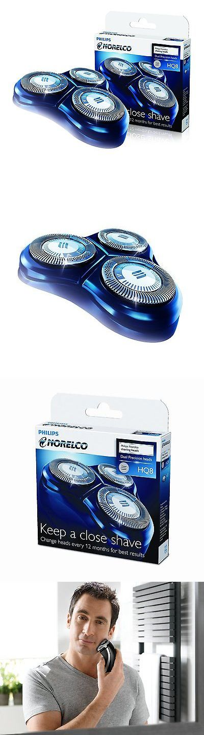 Lint Removers and Lint Shavers 170626: New Philips Norelco Dual Precision Replacement Heads Genuine Blades Shaver Mens -> BUY IT NOW ONLY: $36.17 on eBay!