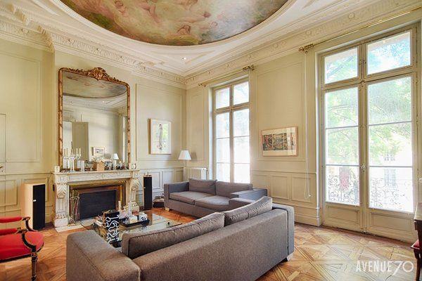 BORDEAUX - Annonce Appartement à vendre5 pièces - 155 m²