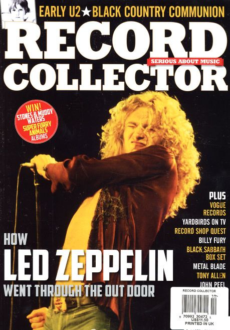 Record Collector: Issue 471 – October 2017