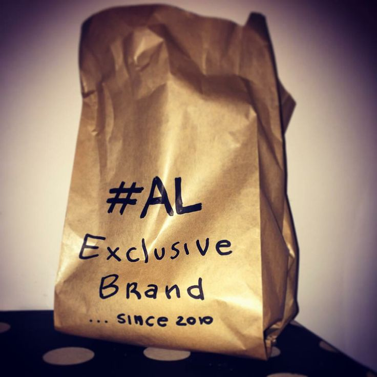 AL ExclusiveBrand since 2010  brand