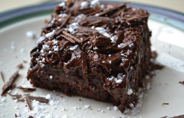 Κόψε την όρεξη σου για γλυκό φτιάχνοντας brownies με nutella!
