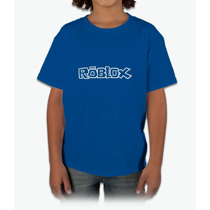Roblox Logo TShirt Young TShirt  Products    Products