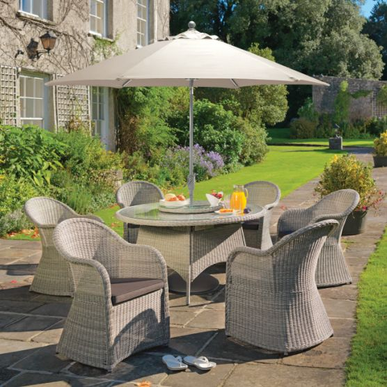 Kettler Banaba 6 Seater Set   Whitewash28 best Garden Furniture images on Pinterest   Garden furniture  . Kettler Bretagne 8 Seater Outdoor Dining Table. Home Design Ideas