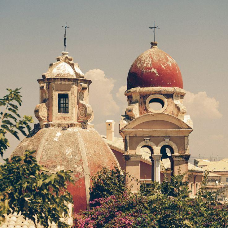 #Corfu Old Town