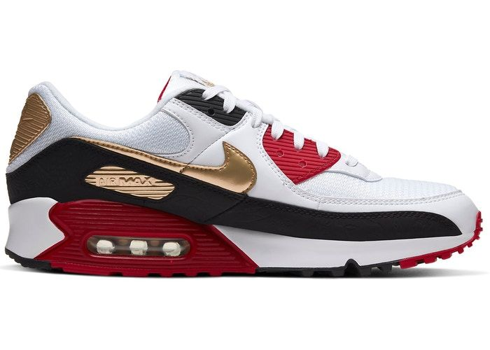 Nike Air Max 90 Tokyo Olympics (2020) in 2021 | Cute nike shoes ...