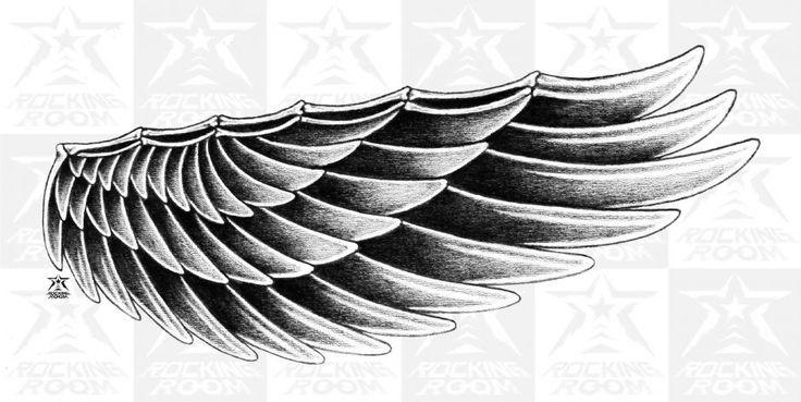 Minha próxima ideia de tattoo #wing