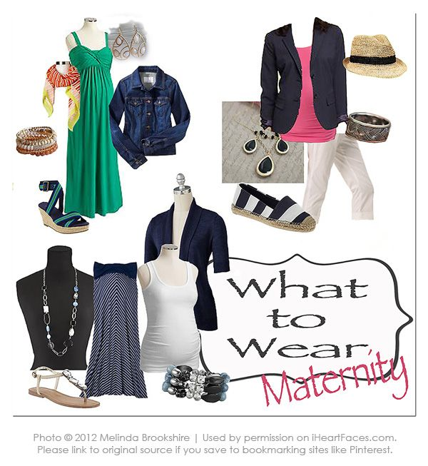 What to wear- maternity