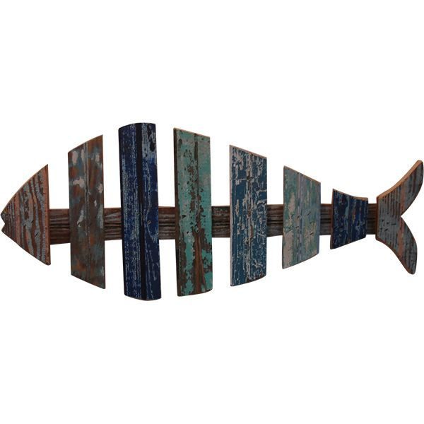 Fish wall art metal fish wall art with inlaid capiz for Fish wall decor