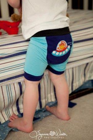 Fancy Pants Leggings - PDF Pattern