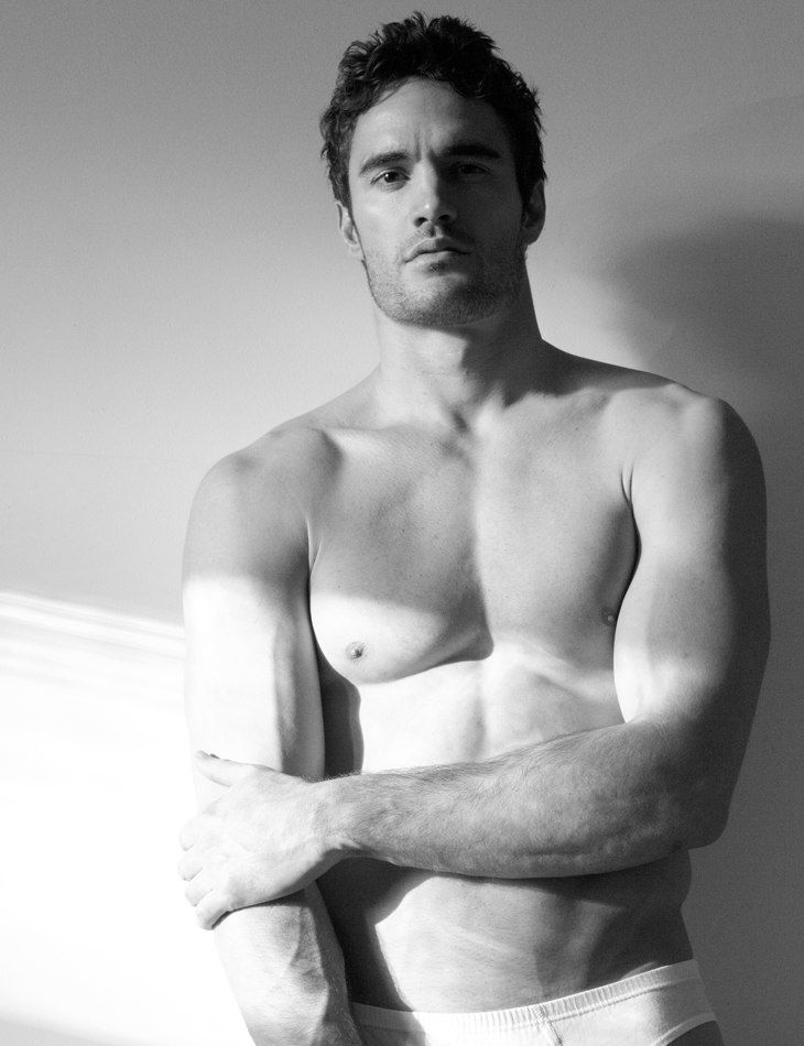 Collin (aka Thom Evans Scottish Rugby Player)