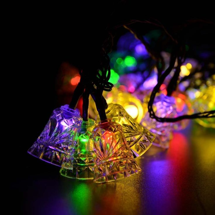32 Best Solar Christmas String Lights Images On Pinterest Home